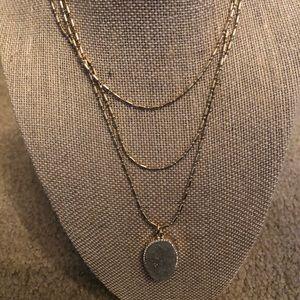 Baublebar Druzy Necklace